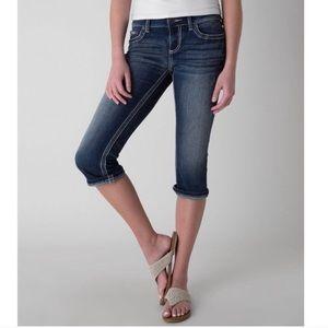 BKE Culture Stretch Crop Jean